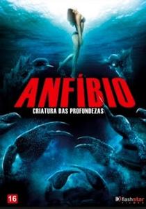 Anfíbio – A Criatura das Profundezas - Poster / Capa / Cartaz - Oficial 4