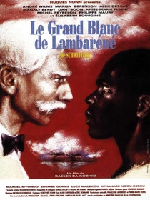 The great white man of Lambarene - Poster / Capa / Cartaz - Oficial 1