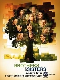 Brothers & Sisters (4ª Temporada) - Poster / Capa / Cartaz - Oficial 2