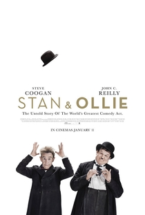 Stan & Ollie - Poster / Capa / Cartaz - Oficial 2