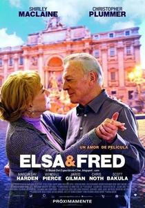 Elsa & Fred – Um Amor de Paixão - Poster / Capa / Cartaz - Oficial 3