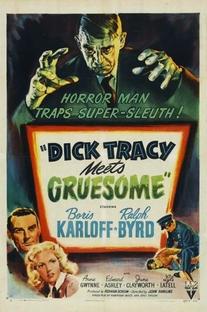 Dick Tracy Contra o Monstro - Poster / Capa / Cartaz - Oficial 1