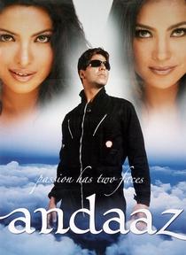 Andaaz - Poster / Capa / Cartaz - Oficial 4