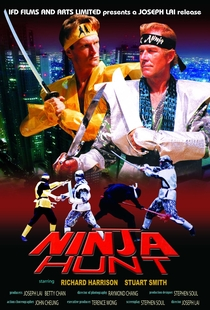 Ninja Hunt - Poster / Capa / Cartaz - Oficial 2