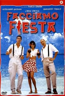 Facciamo fiesta - Poster / Capa / Cartaz - Oficial 1