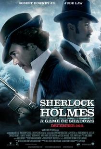 Sherlock Holmes: O Jogo de Sombras - Poster / Capa / Cartaz - Oficial 2