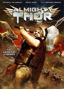 O Poderoso Thor - Poster / Capa / Cartaz - Oficial 1
