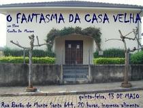 O Fantasma da Casa Velha - Poster / Capa / Cartaz - Oficial 1