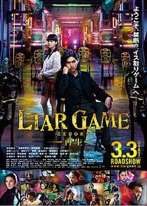 Liar Game: Reborn - Poster / Capa / Cartaz - Oficial 1