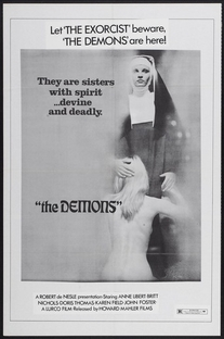 Os Demonios - Poster / Capa / Cartaz - Oficial 1