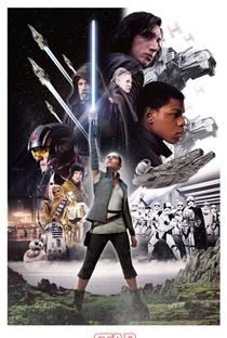 Star Wars, Episódio VIII: Os Últimos Jedi - Poster / Capa / Cartaz - Oficial 5