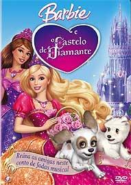 Barbie e o Castelo de Diamante - Poster / Capa / Cartaz - Oficial 1