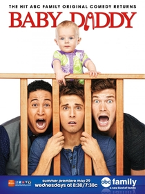 Baby Daddy (2ª Temporada) - Poster / Capa / Cartaz - Oficial 1
