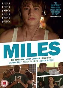 Miles - Poster / Capa / Cartaz - Oficial 2