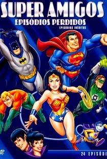 Super Amigos - 7ª Temporada (Episódios Perdidos) - Poster / Capa / Cartaz - Oficial 1