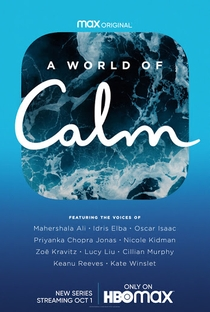 A World of Calm (1ª Temporada) - Poster / Capa / Cartaz - Oficial 1