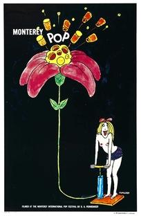 Monterey Pop - Poster / Capa / Cartaz - Oficial 5
