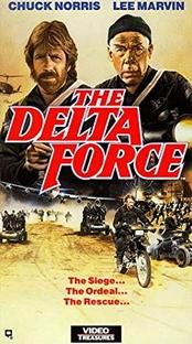 Comando Delta - Poster / Capa / Cartaz - Oficial 4
