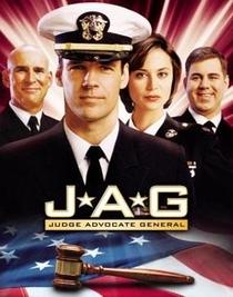 JAG - Poster / Capa / Cartaz - Oficial 2