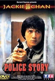 Police Story: A Guerra das Drogas - Poster / Capa / Cartaz - Oficial 3