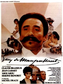 Guy de Maupassant  - Poster / Capa / Cartaz - Oficial 1