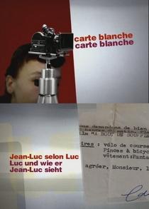 Jean-Luc segundo Luc - Poster / Capa / Cartaz - Oficial 1