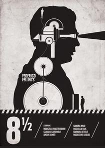 8½ - Poster / Capa / Cartaz - Oficial 16