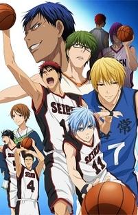 Kuroko no Basket - Poster / Capa / Cartaz - Oficial 1