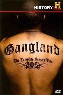 Gangland (1ª Temporada) - Poster / Capa / Cartaz - Oficial 1