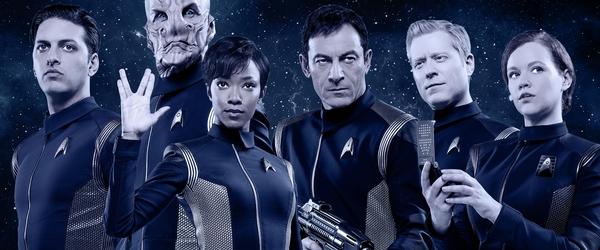 Star Trek: Discovery está entre as séries mais assistidas da Netflix em 2017 - Sons of Series