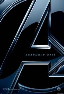 Os Vingadores - Poster / Capa / Cartaz - Oficial 2
