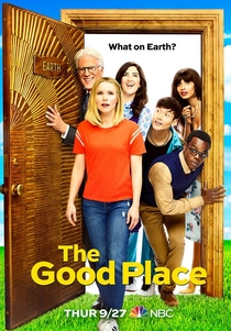 The Good Place (3ª Temporada) - Poster / Capa / Cartaz - Oficial 1