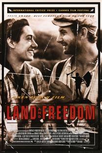 Terra e Liberdade - Poster / Capa / Cartaz - Oficial 7