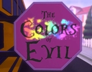 The Colors of Evil (The Colors of Evil)