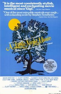 A Little Night Music - Poster / Capa / Cartaz - Oficial 1