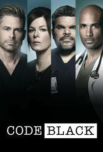 Code Black (2ª Temporada) - Poster / Capa / Cartaz - Oficial 4