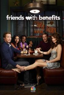 Amigos com Benefícios (1ª Temporada) - Poster / Capa / Cartaz - Oficial 3