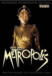 Metrópolis - Poster / Capa / Cartaz - Oficial 7