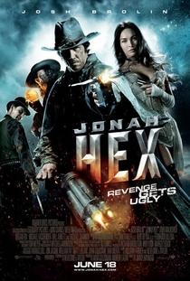 Jonah Hex - Caçador de Recompensas - Poster / Capa / Cartaz - Oficial 2