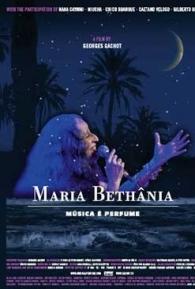 Maria Bethânia - Música é Perfume - Poster / Capa / Cartaz - Oficial 1