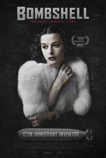 Bombshell: A História de Hedy Lamarr - Poster / Capa / Cartaz - Oficial 1