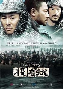 Os Senhores da Guerra - Poster / Capa / Cartaz - Oficial 4