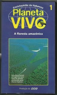 Planeta Vivo - A Floresta Amazônica - Poster / Capa / Cartaz - Oficial 1
