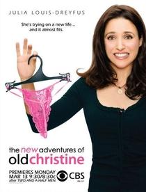 As Novas Aventuras da Velha Christine (5ª Temporada) - Poster / Capa / Cartaz - Oficial 2