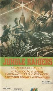 Caçadores de Tesouro - Poster / Capa / Cartaz - Oficial 3