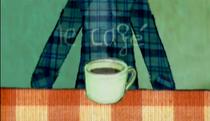 O Café - Poster / Capa / Cartaz - Oficial 1