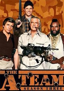 Esquadrão Classe A (3ª Temporada) - Poster / Capa / Cartaz - Oficial 1
