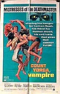 Conde Yorga, Vampiro - Poster / Capa / Cartaz - Oficial 1