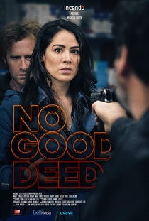 No Good Deed - Poster / Capa / Cartaz - Oficial 1