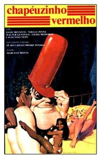 O Chapeuzinho Vermelho - Poster / Capa / Cartaz - Oficial 1